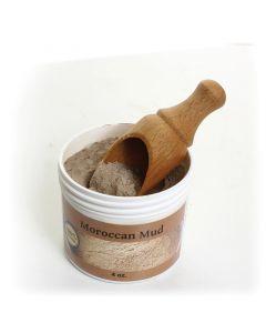 Moroccan Mud - 4 oz. - Skin Care