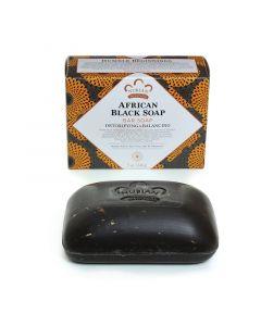 African Black Soap - 5 oz. - Nubian Heritage Soaps - African Beauty |  Makola.com