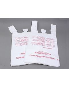 """100 High Quality """"Thank You"""" Bags 15in. - Jars, Containers and Packaging"""