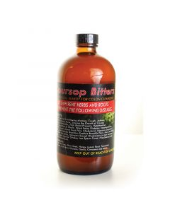 Soursoup Bitters | Herbal Colon Cleanser 16oz