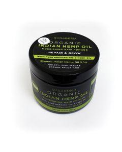Organic Indian Hemp Hair Pomade - 5.5 oz - Hair Care - African Beauty Products