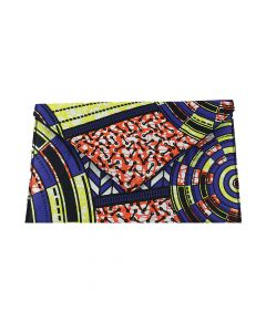 African Print (Ankara) Clutch