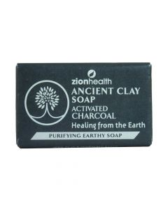 Activated Charcoal Clay Soap - 6 oz. - African Soaps