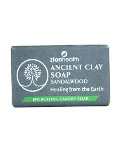 Sandalwood Ancient Clay Soap - 6 oz. - African Soaps