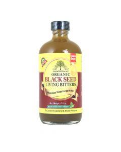 Organic Black Seed Bitters - 8 oz. - Herbal Remedies & Edibles