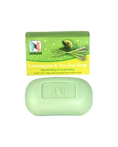 Lemongrass & Tea Tree Soap - 5 oz. - African Soaps