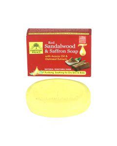 Red Sandalwood & Saffron Soap - 3.8 oz. - African Soaps