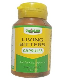 Living Bitters Capsules 30 Capsules