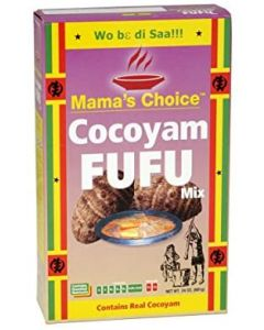 Mama's Choice Cocoyam Fufu Flour - 22oz
