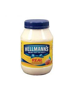 Hellmann's Real Mauonnaise - 15oz