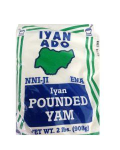 Iyan Ado - Pounded Yam | Yam Flour- 2lbs