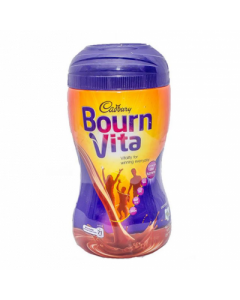 Cadbury Bournvita | Malted Hot Chocolage Powder - 500G