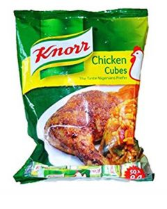 Knorr Chicken Cubes (50 cubes per bag)