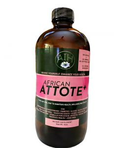 African Attote - African Indian Herbs - All Natural Men Power Herbal Drink