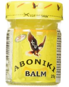 Aboniki Balm for Pain Relief