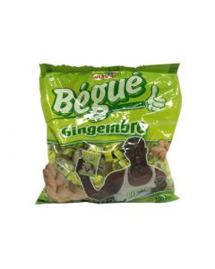 Begue Gingembre - Ginger Candy - Helps with Immunity - Delicious and Soothing Candy