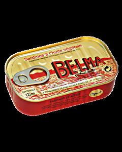 Belma - Sardines - Red - 125g