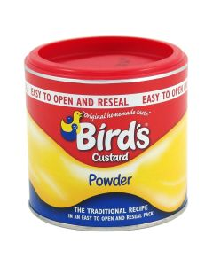 Bird's Custard Powder –  Original - Original Homemade Taste - (No eggs) - 300g