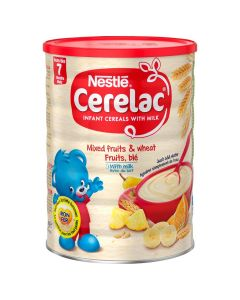 Nestle Cerelac - Wheat with Milk - 1kg (2.2 Pound)