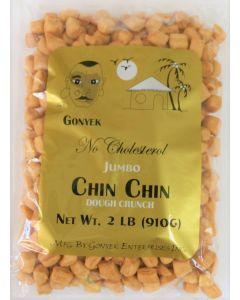 Gonyek No Cholesterol Chin Chin (Crunch donut bites) - 2LB