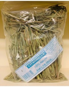 Citronelle - Pure Lemongrass - Loose Leaf Herbs - Caffeine-Free - Organically Grown in Mali