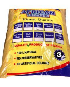 African Treasure Yellow Gari 3kg