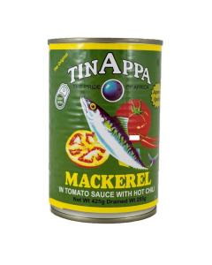 TINAPPA - Green Mackerel in Tomato Sauce - 225g