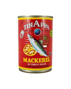 TINAPPA - Red Mackerel in Tomato Sauce - 225g