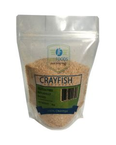 Dried Ground Crayfish - 8oz
