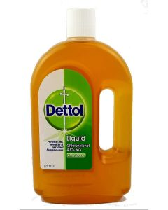 Dettol Original Liquid Antiseptic Liquid - 750ml (From England)