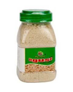 Egusi Powder - 100% Natural, Ground Egusi (African Melon) Seeds in Powder Form - Easy-to-Use, Nutrient-Dense, Gluten-Free - 400g