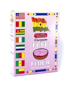 Golden Tropics - Cocoyam Fufu Flour - 24 oz