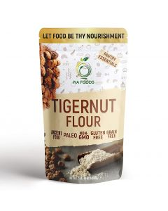 Iya Foods Tigernut Flour (Made from 100% Brown Tigernuts) - 1lb