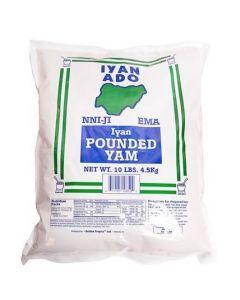 Iyan Ado - Pounded Yam | Yam Flour- 10lbs