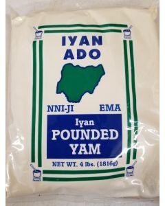 Iyan Ado - Pounded Yam | Yam Flour- 4lbs