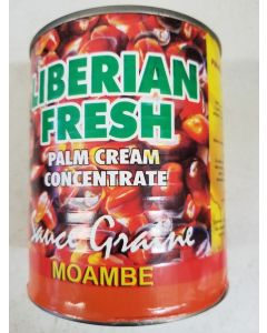 Liberian Fresh Palm Cream Concentrate (Moambe) - 800g
