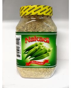 Nakadi - Okra Powder - 17.5oz