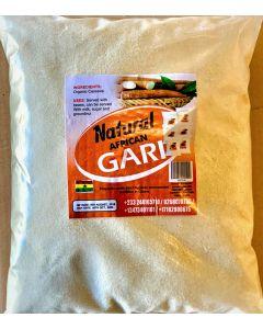 Natural African Gari - 5 lbs
