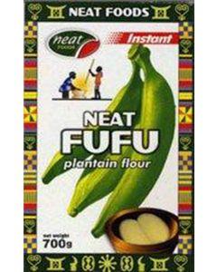 Neat Plantain Fufu - 700g