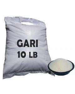 Nessa Foods - White Gari - 10 lbs