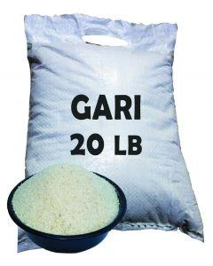 Nessa Foods - White Gari - 20 lbs