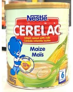 Nestle Cerelac - Maize - 400g (England)