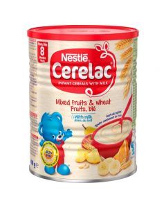 Nestle Cerelac - Mixed Fruits & Wheat - 400g (England)