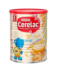 Nestle Cerelac - Wheat with Milk - 400g (England)