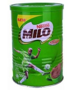 NESTLÉ MILO (Nigeria) Chocolate Malt Chocolate Powder | Hot Cocoa - 500g