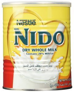 Nido Milk Powder by Nestle, (400 gm), 14.1 Ounce