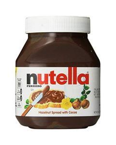 Nutella – 26.5 oz