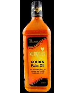 NUTROLEIN – Golden Palm Oil – 1100ml