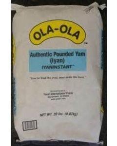Ola Ola – Pounded Yam – 20 lbs