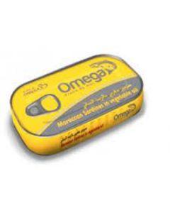 Omega – Hot Sardines – 4 3/8 oz
